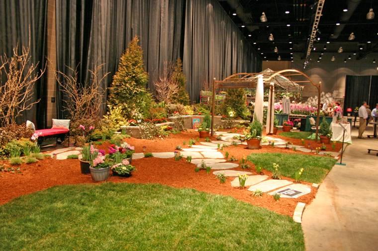 Exhibit At The 2017 Ct Flower Garden Show Connecticut Flower And Garden Show Connecticut