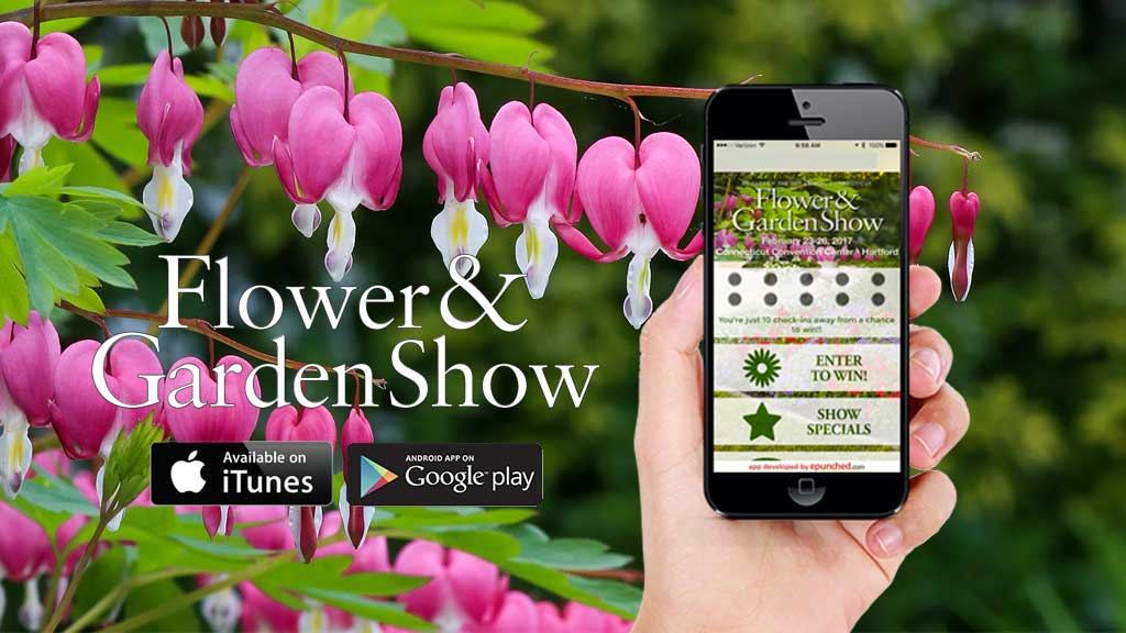 Download The App Connecticut Flower And Garden Show Connecticut Flower And Garden Show