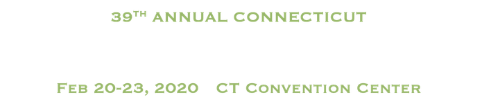 Connecticut Flower and Garden Show Logo
